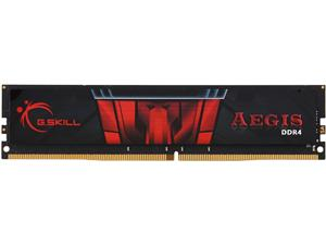 G.SKILL AEGIS DDR4 8GB 2133MHz CL15 Single Channel Ram